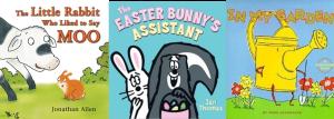 Preschool spring bunnies