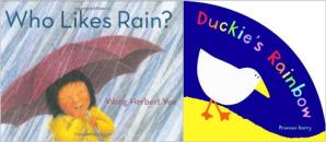toddler rain