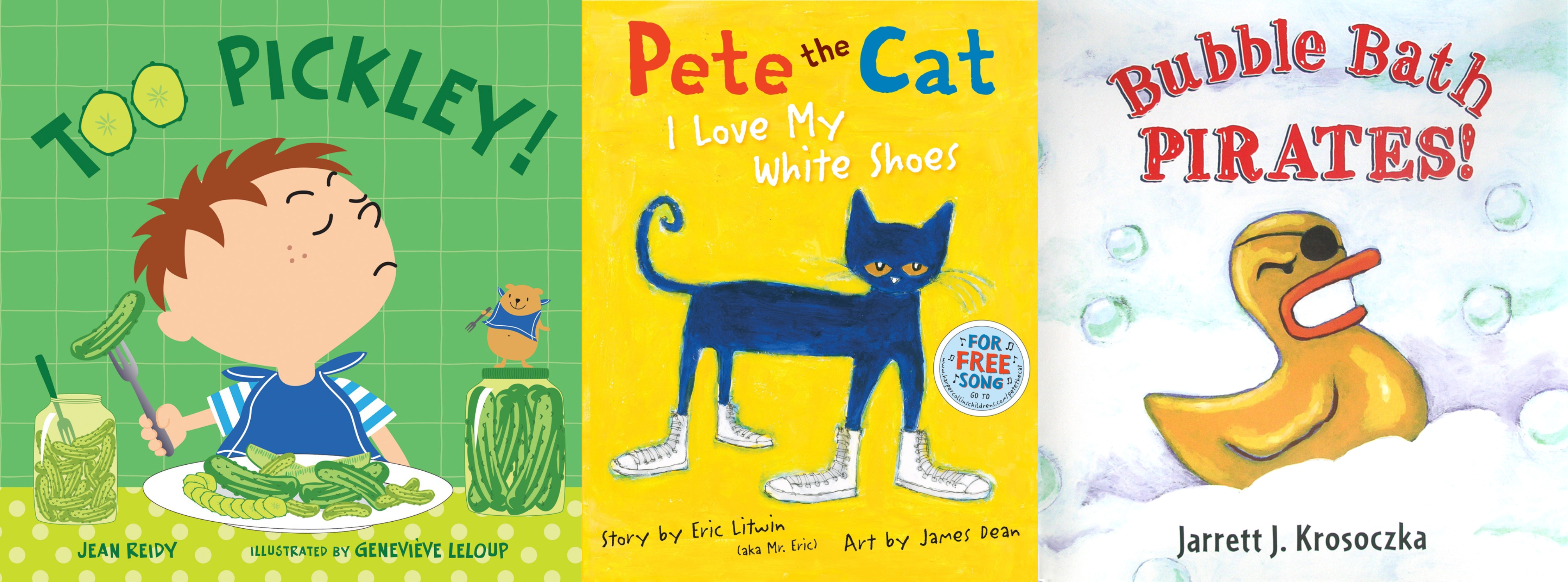 Letter P preschool storytime