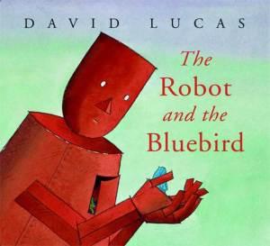 robot bluebird